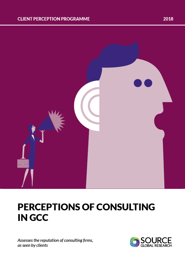 Perceptions of Consulting in the GCC in 2018 | Source Global Research