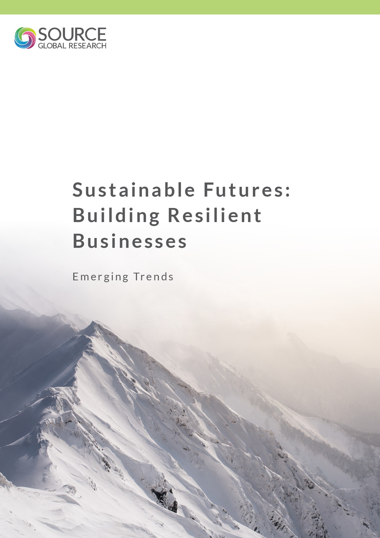 Sustainable Futures: Building Resilient Businesses
